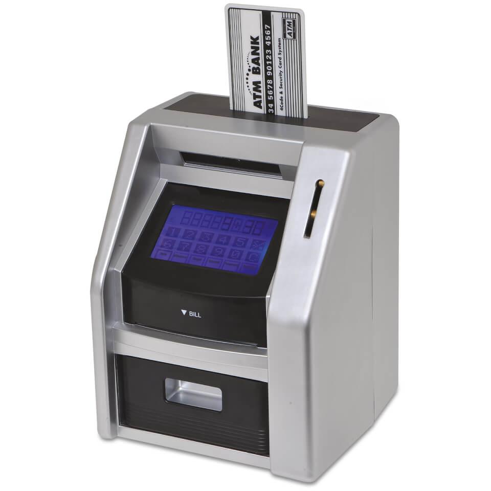 Ausgefallengadgets - Touchbildschirm Geldautomat Spardose - Onlineshop Sowas Will Ich Auch