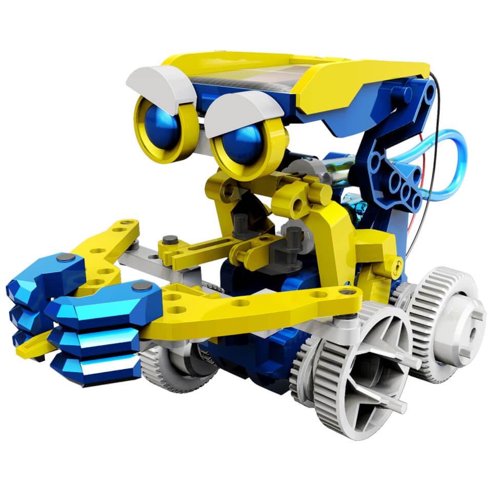 12 in 1 Solar Hydraulic Construction Kit
