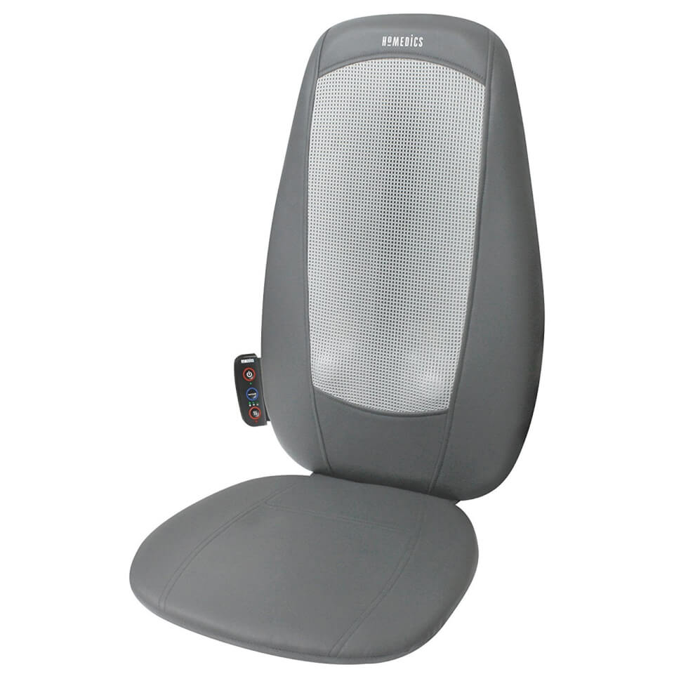 Homedics SBM-180H-EU 3 Programmes Shiatsu Massager with Heat & Remote