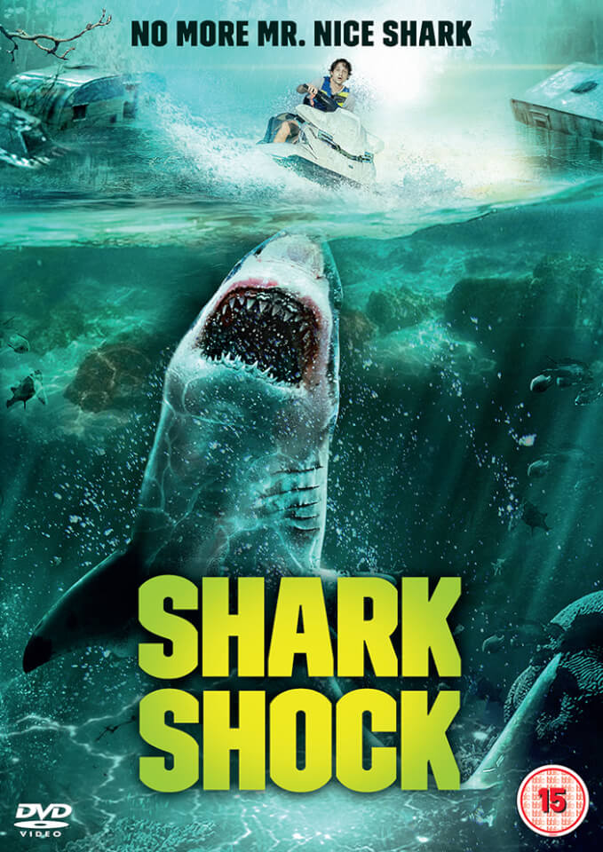 Shark Shock Dvd Zavvi