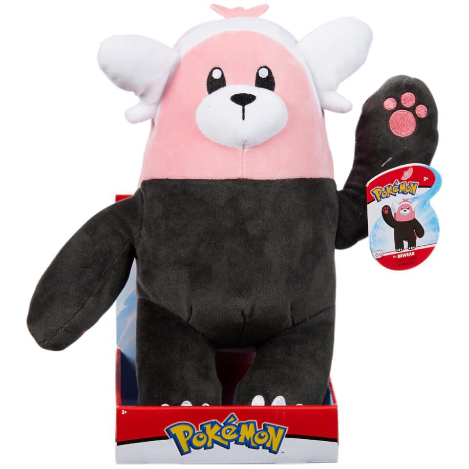 Nützlichfanartikel - Pokemon 12 Inch Plush Bewear - Onlineshop Sowas Will Ich Auch