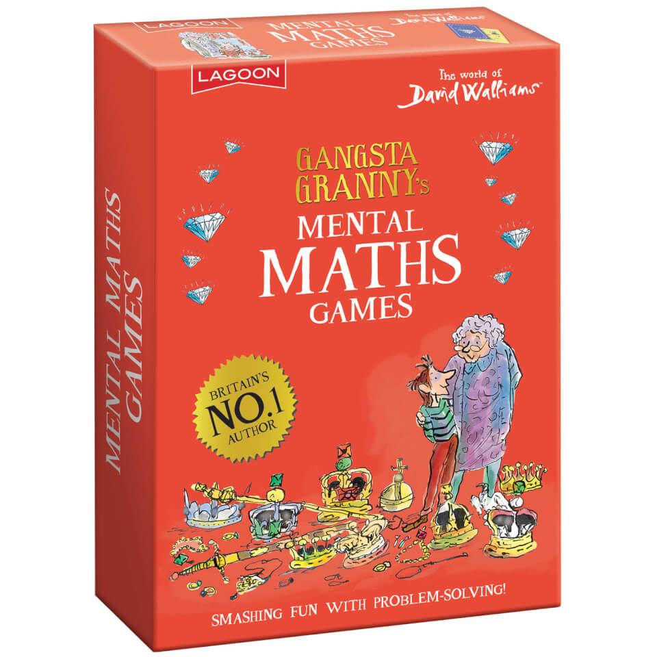 David Walliams Gangsta Granny's Mental Maths Games