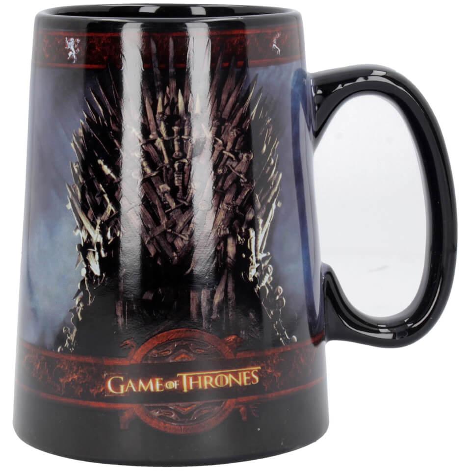 Game of Thrones Ceramic Throne Tankard