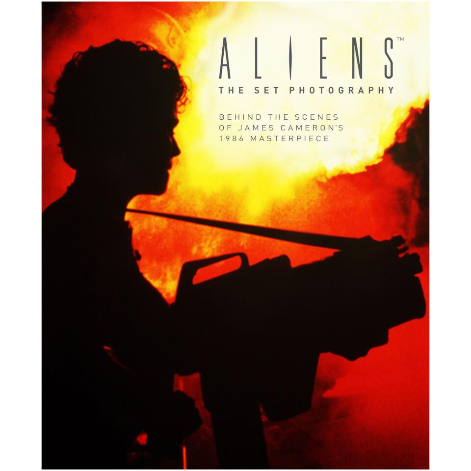 Aliens - The Set Photography (Hardback)