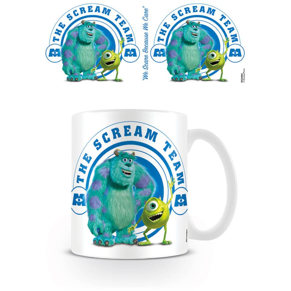 Disney Pixar (Monsters Inc Scream Team) Coffee Mug