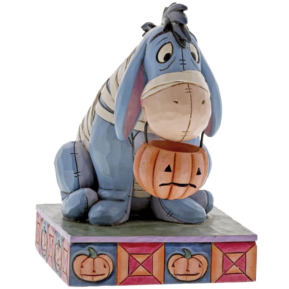 Nützlichfanartikel - Disney Traditions Melancholy Mummy Eeyore Figurine - Onlineshop Sowas Will Ich Auch