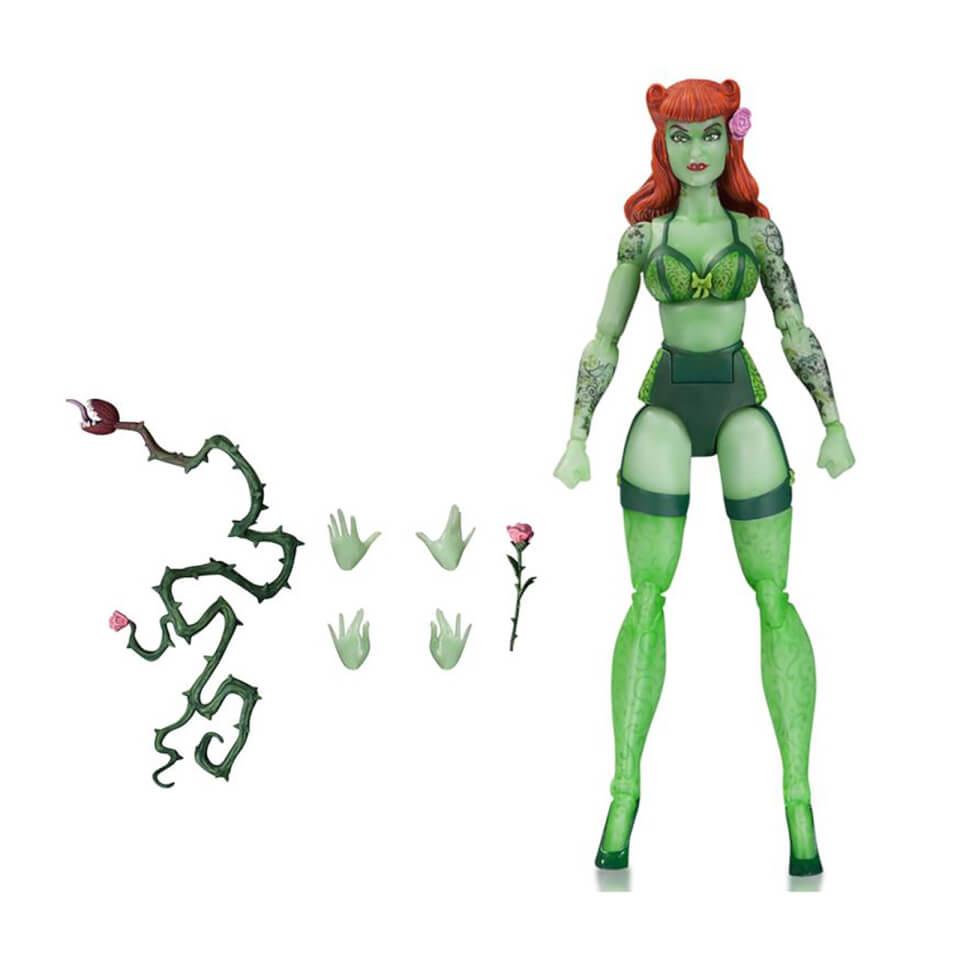 DC Designer Series Bombshells Poison Ivy Action Figure