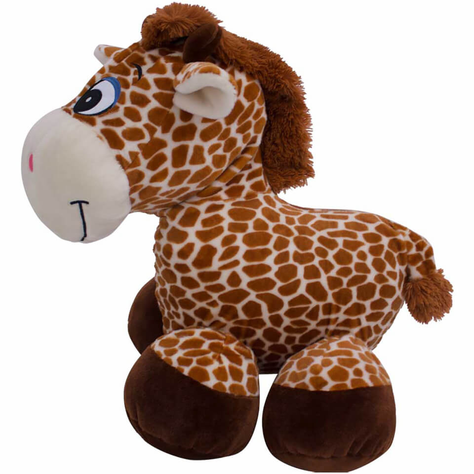 Inflate-A-Mals - 1.5ft Ride-On Giraffe