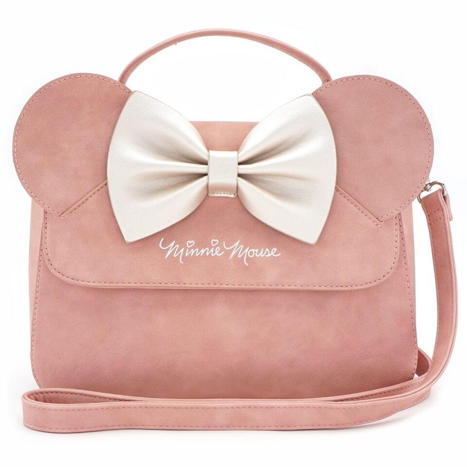 Loungefly Disney Minnie rosa Umhängetasche