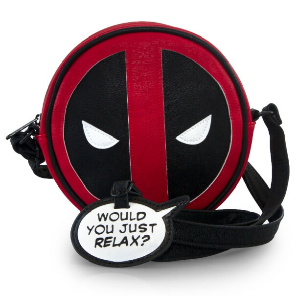 Bandolera -Loungefly Marvel - Deadpool