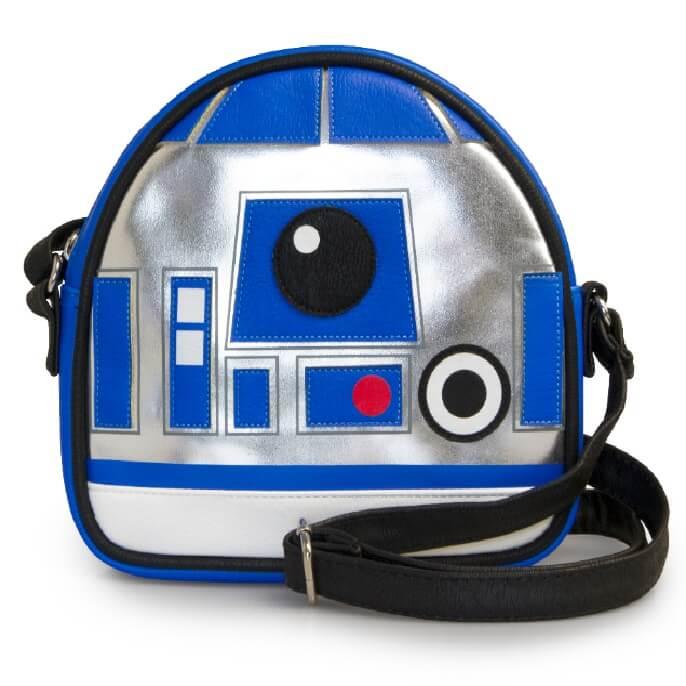 Bandolera - Loungefly Star Wars - R2-D2
