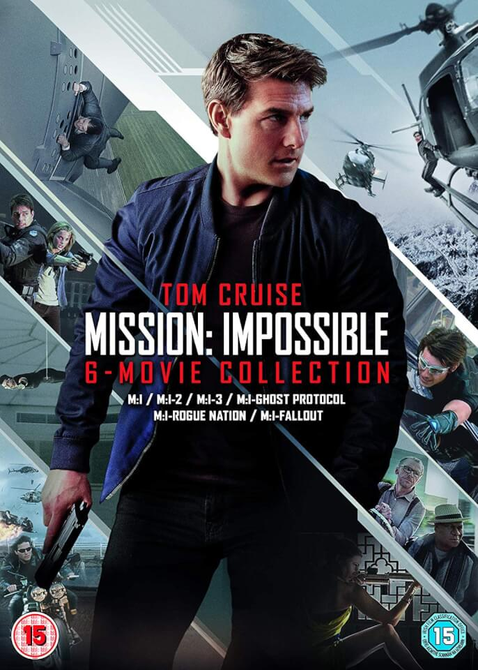 Mission: Impossible - The 6-Movie Collection