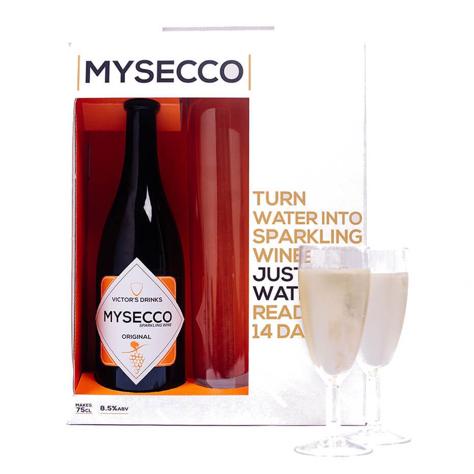 Victor's Drinks Mysecco