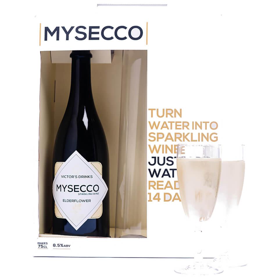 Victor's Drinks Mysecco - Elderflower