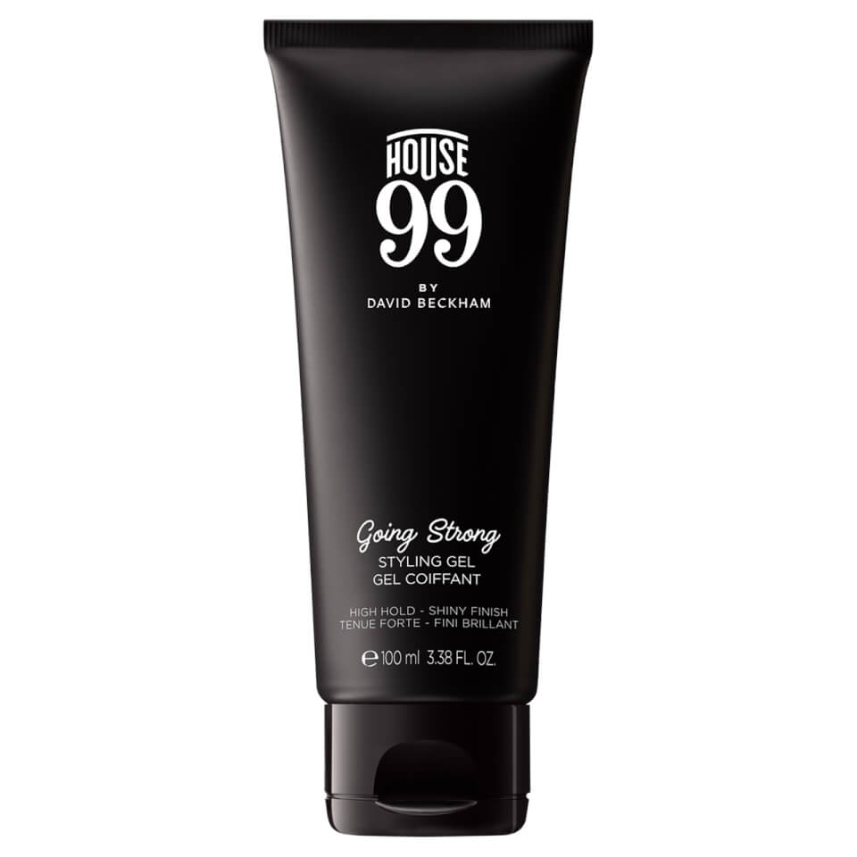 House 99 by David Beckham Haircare Going Strong Haargel