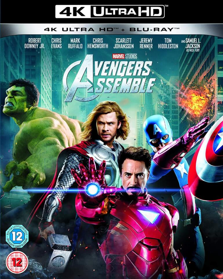 Avengers Assemble - 4K Ultra HD