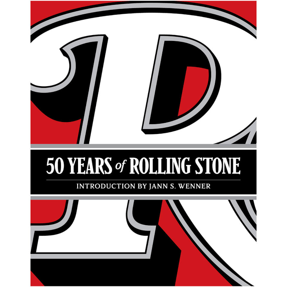 50 Years of the Rolling Stone (Hardback)