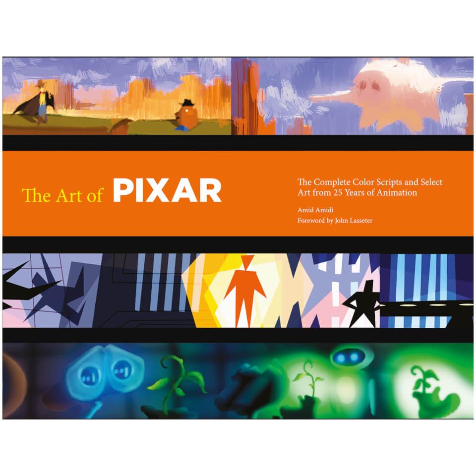 Art of Pixar (Hardback)