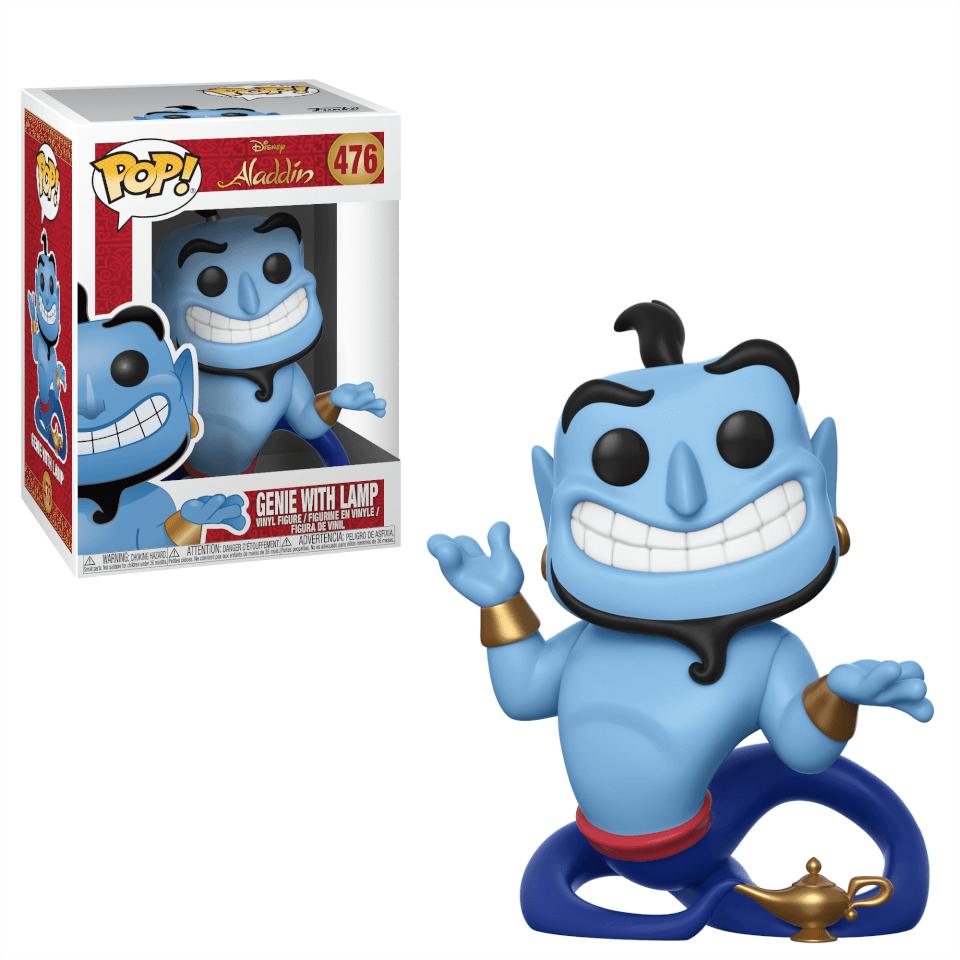 Disney Aladdin Dschinni mit Öllampe Pop! Vinyl