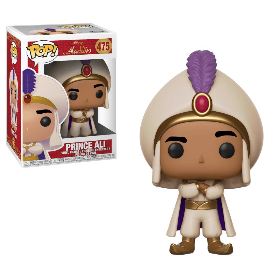 Nützlichfanartikel - Disney Aladdin Prinz Ali Pop! Vinyl - Onlineshop Sowas Will Ich Auch