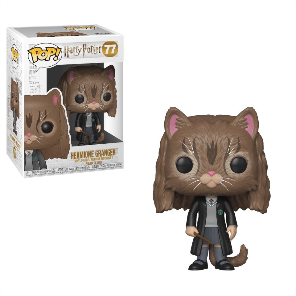 Nützlichfanartikel - Harry Potter Hermione as Cat Pop! Vinyl Figure - Onlineshop Sowas Will Ich Auch