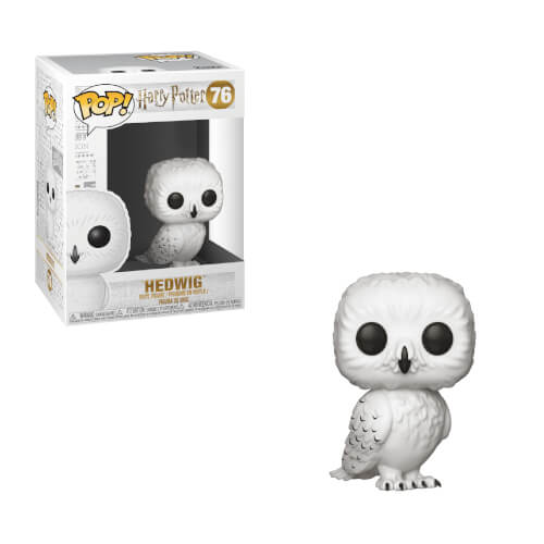 Nützlichfanartikel - Harry Potter Hedwig Pop! Vinyl Figur - Onlineshop Sowas Will Ich Auch