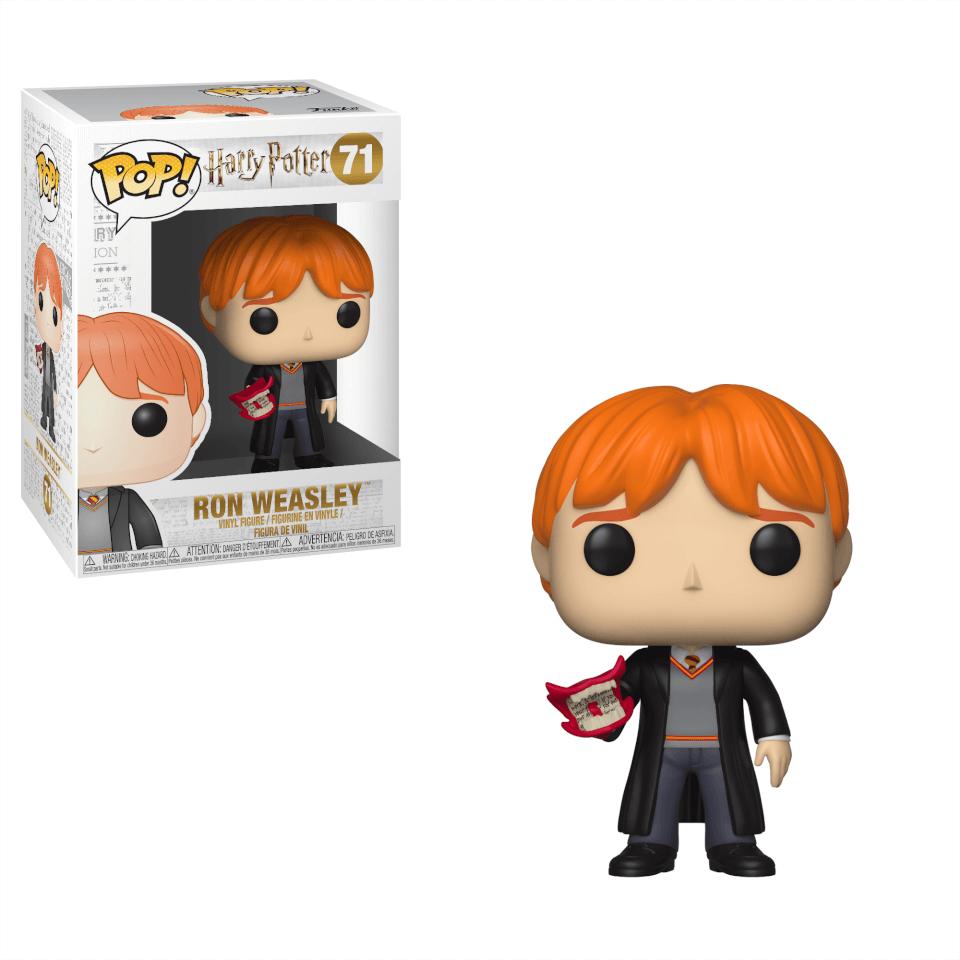 Nützlichfanartikel - Harry Potter Ron with Howler Pop! Vinyl Figure - Onlineshop Sowas Will Ich Auch