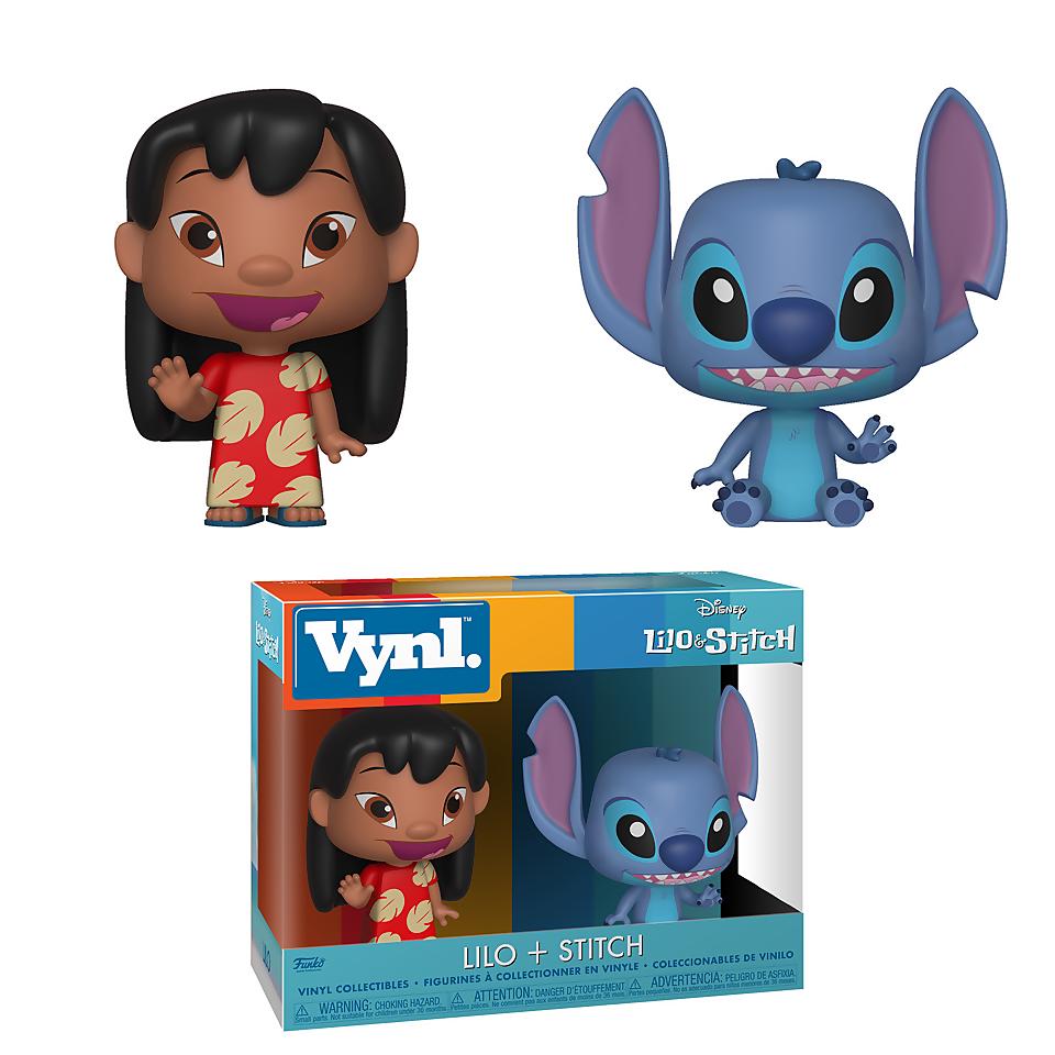 Nützlichfanartikel - Disney Lilo und Stitch Vynl. - Onlineshop Sowas Will Ich Auch