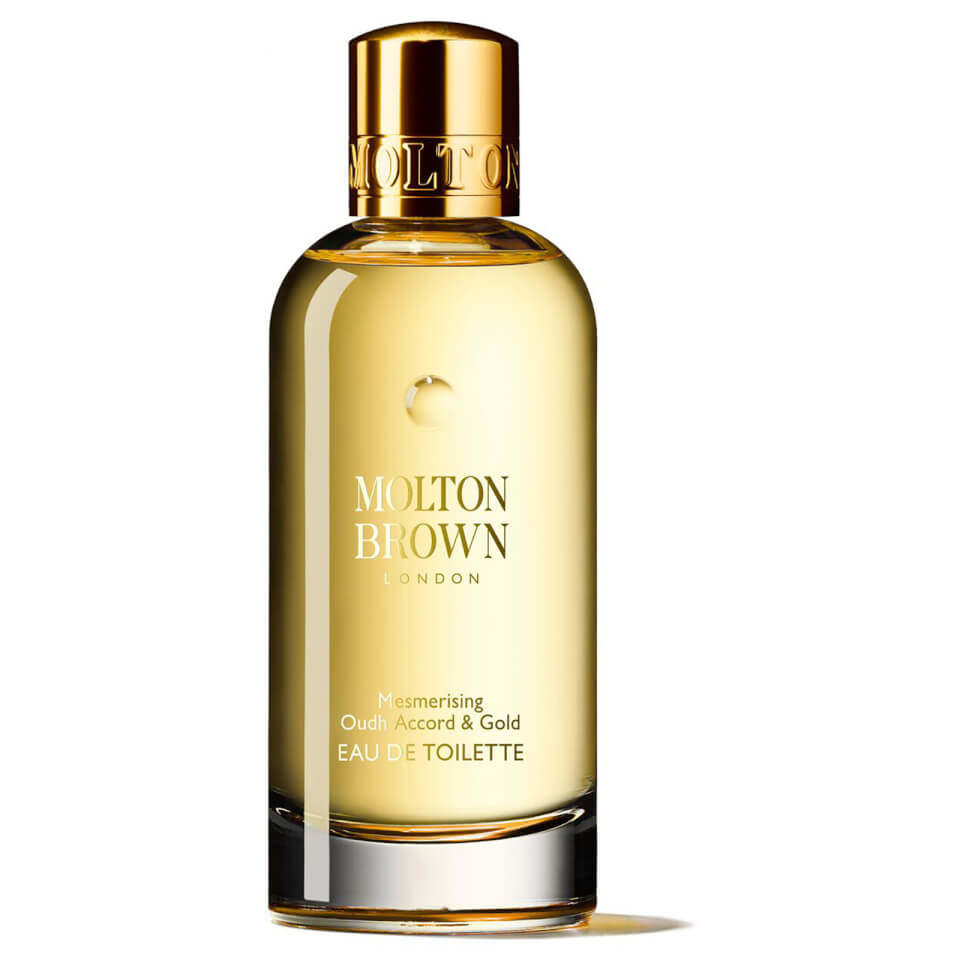 Molton Brown Mesmerising Oudh Accord & Gold Eau de Toilette (Various Sizes) - 100ml