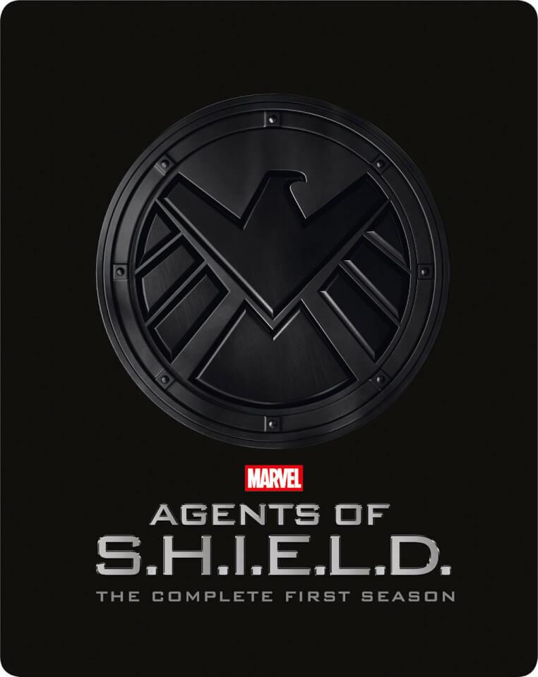 Marvel Agents of S.H.I.E.L.D, 1ª Temporada Completa - Steelbook Exclusivo de Zavvi