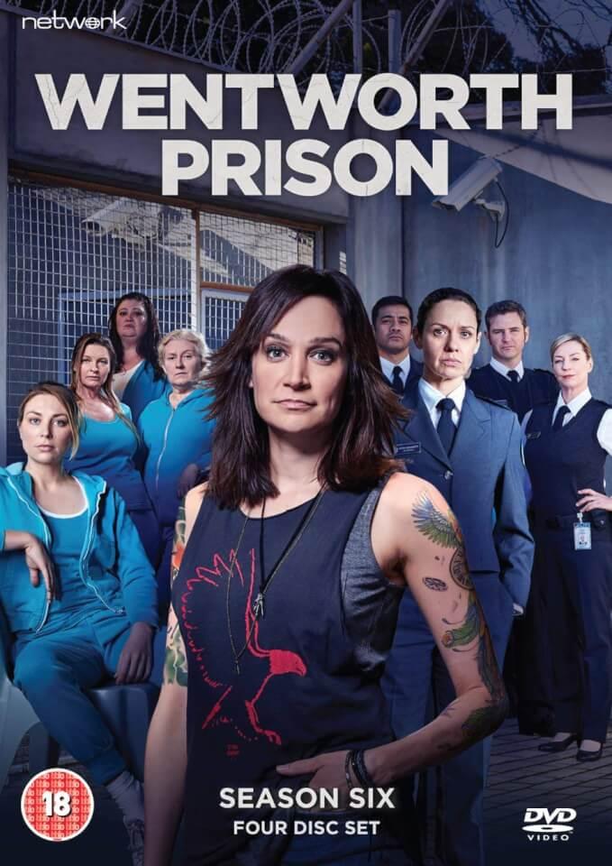 Wentworth Prison Season 6 Dvd Zavvi