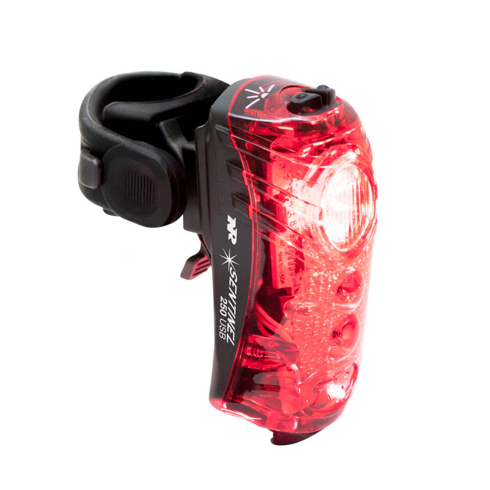 Niterider Sentinal 250 Rear Light | Baglygter