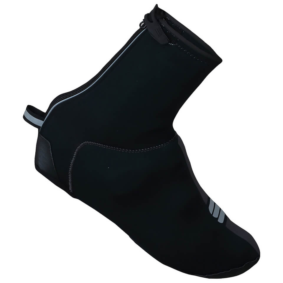 Sportful Neoprene All Weather Booties - Black | shoecovers_clothes
