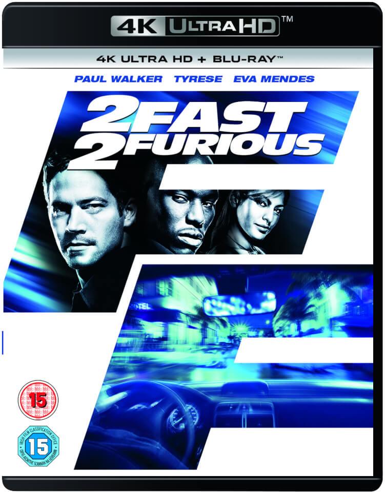 2 Fast 2 Furious - 4K Ultra HD