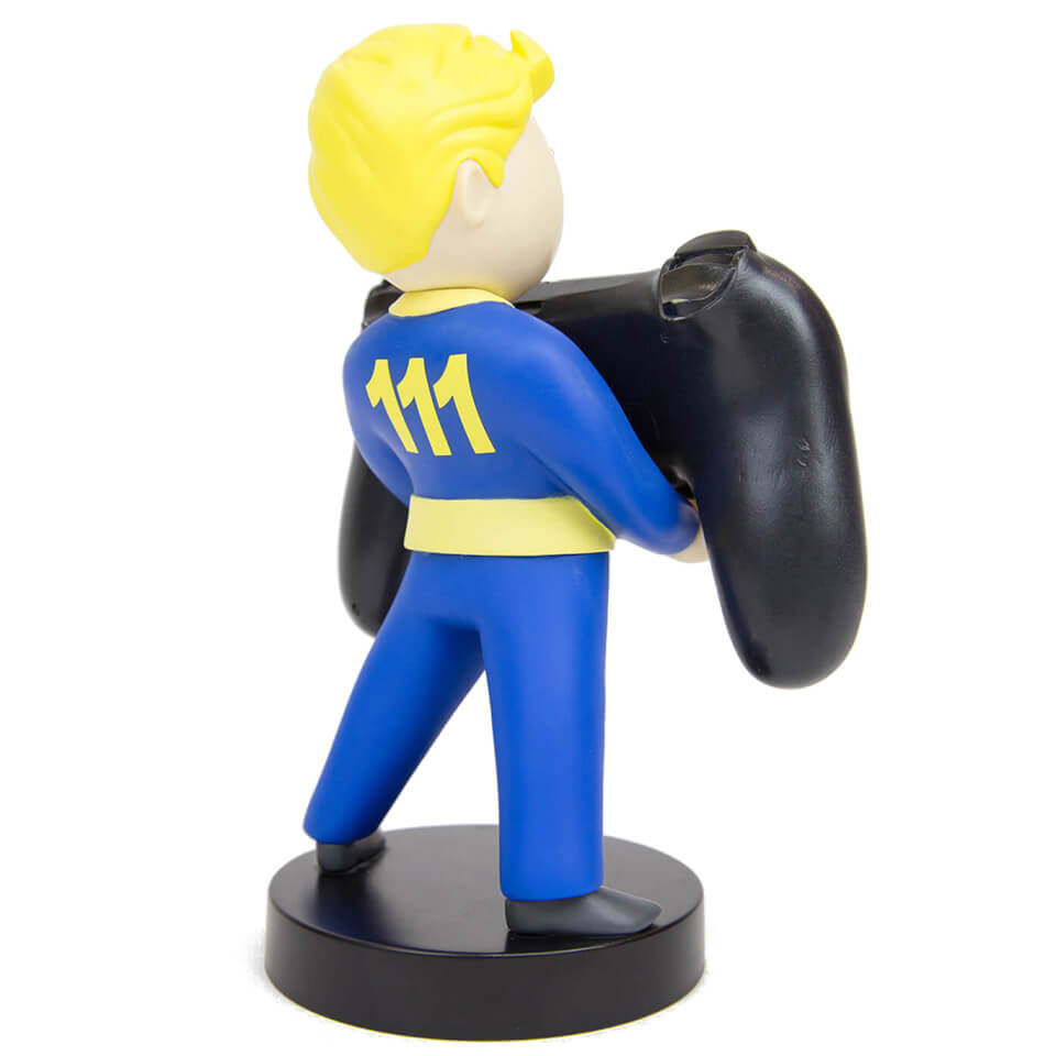 Fallout Collectable Vault Boy 111 8 Inch Cable Guy Controller and Smartphone Stand