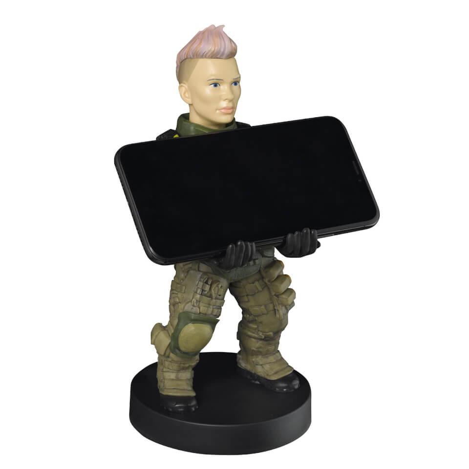 Call of Duty Black Ops Collectable Battery 8 Inch Cable Guy Controller and Smartphone Stand