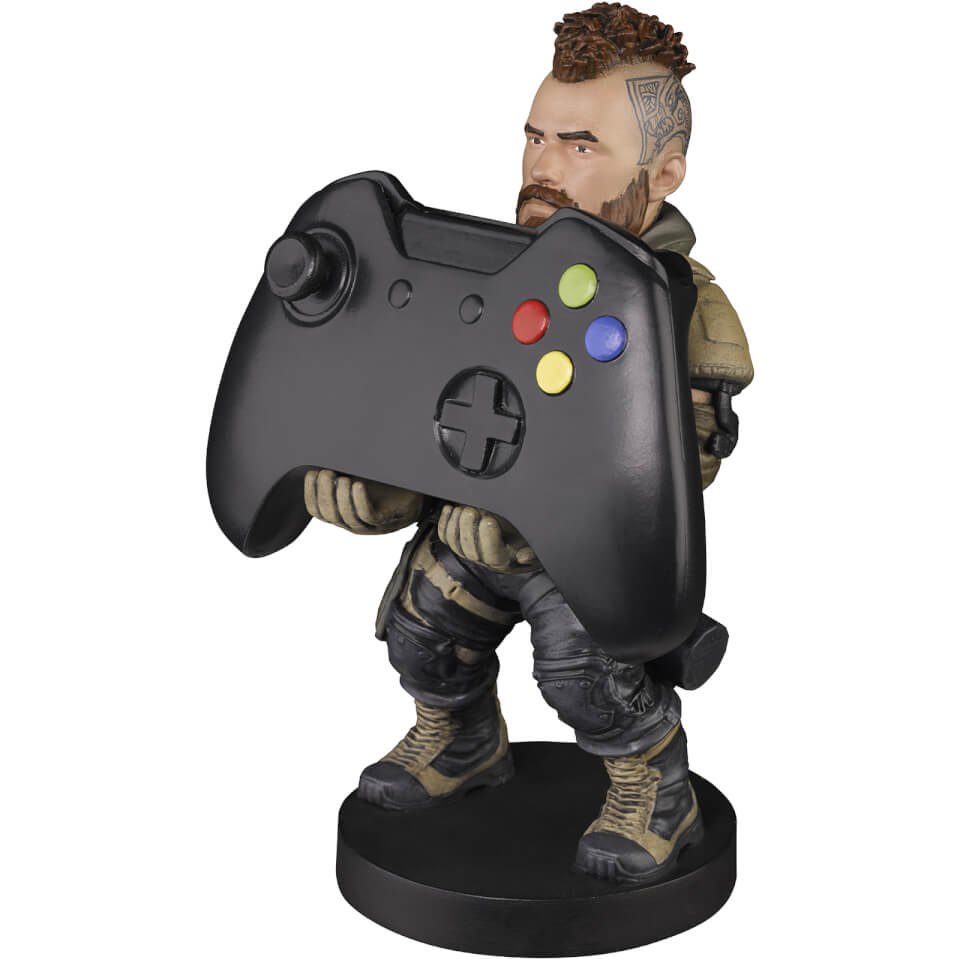 Call of Duty Black Ops Collectable Ruin 8 Inch Cable Guy Controller and Smartphone Stand