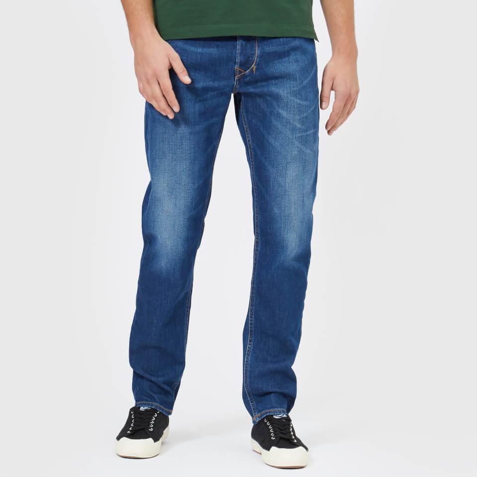 Diesel Men's Larkee Beex Tapered Jeans - Blue - W30/L32 - Blue