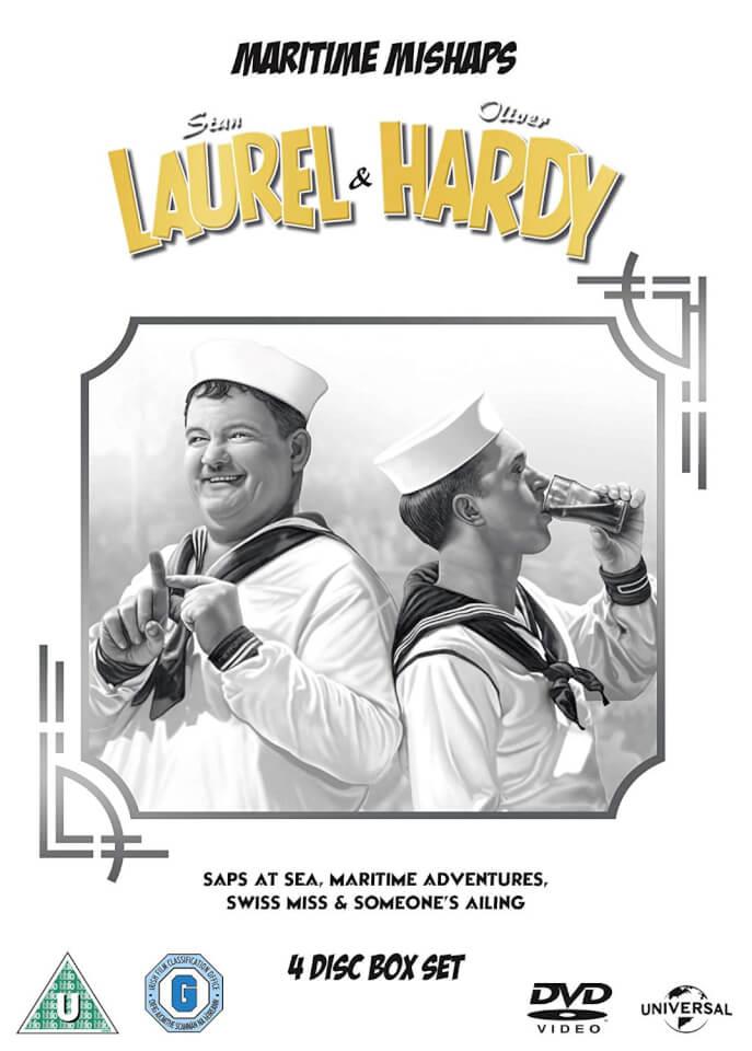 Laurel & Hardy: Maritime Mishaps