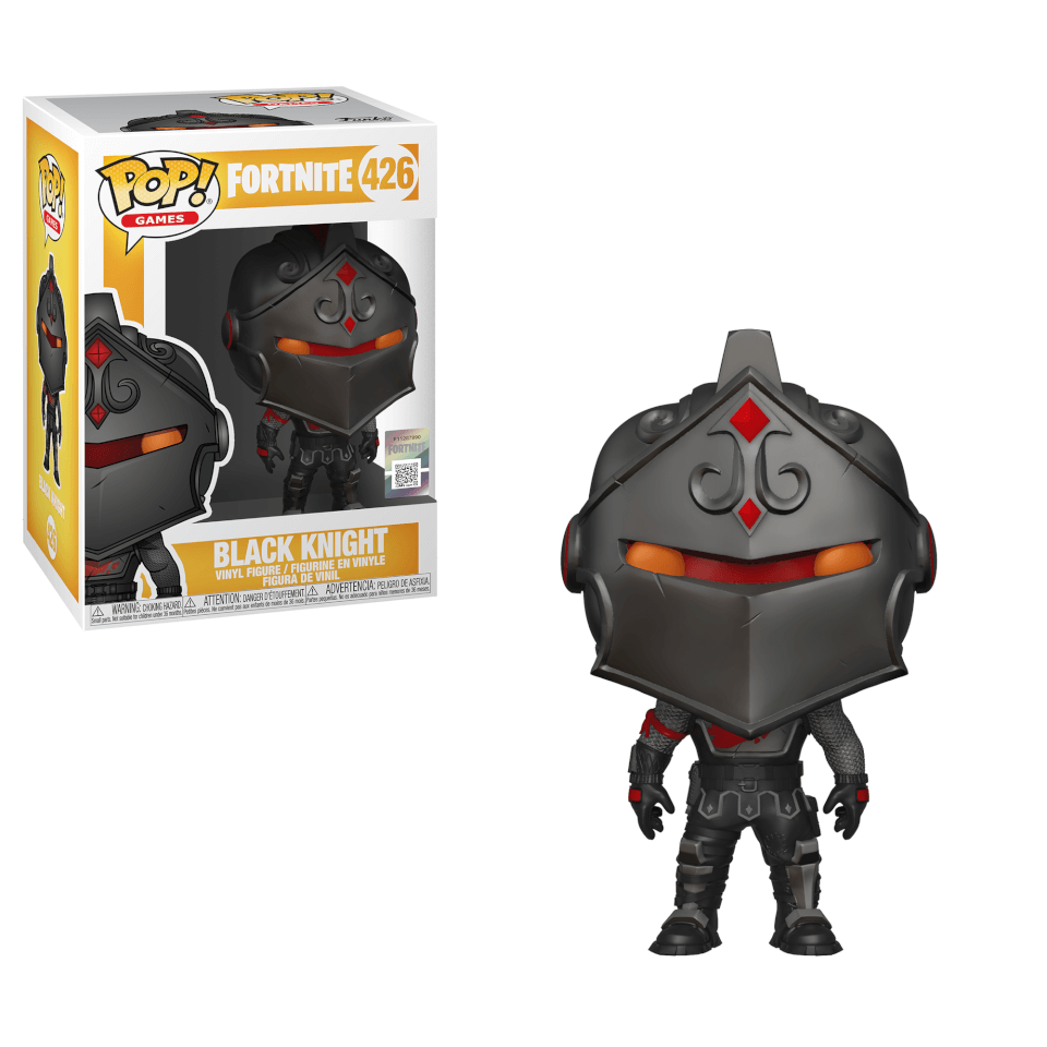 Fortnite - Black Knight - Figura Pop