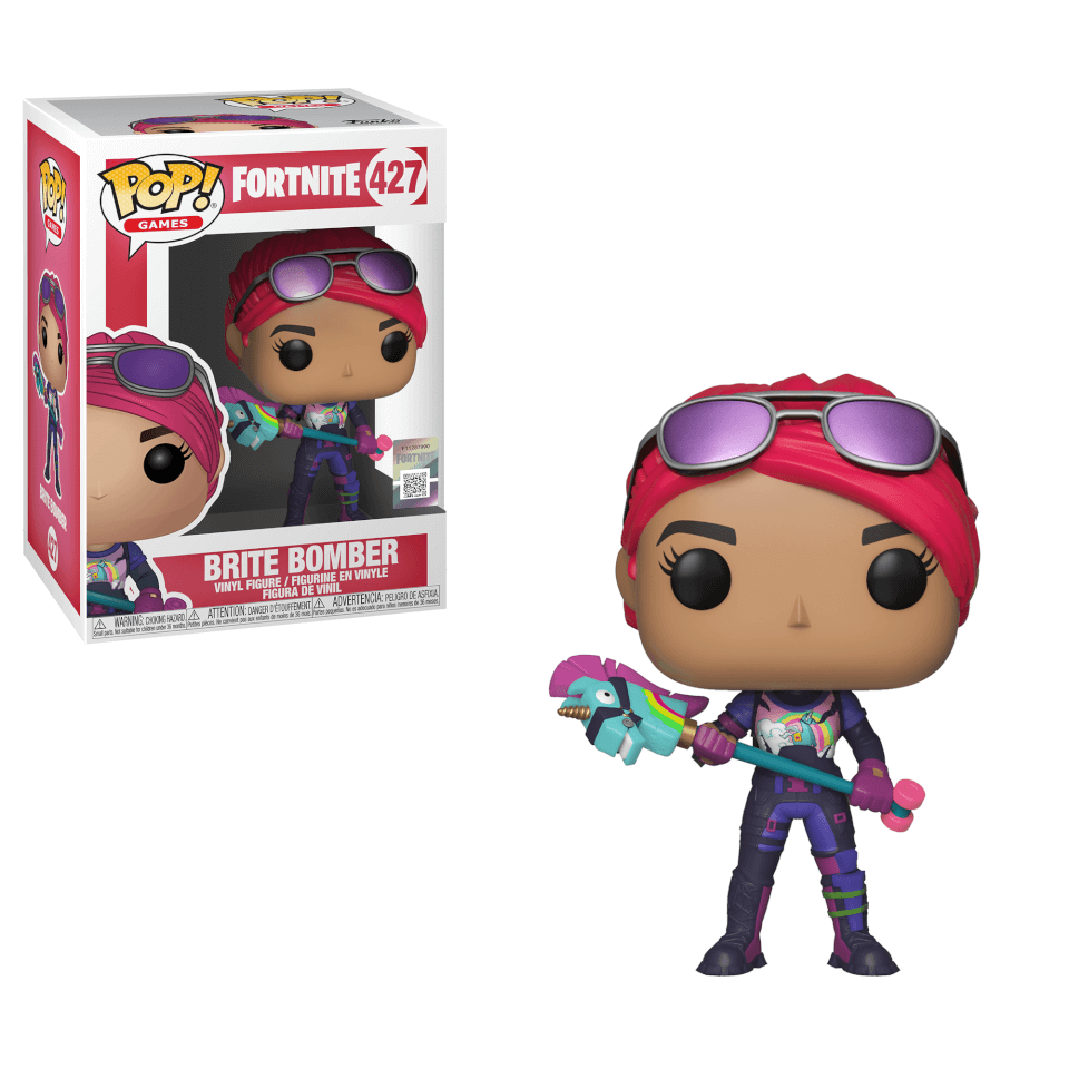 Fortnite - Brie Bomber - Figura POP