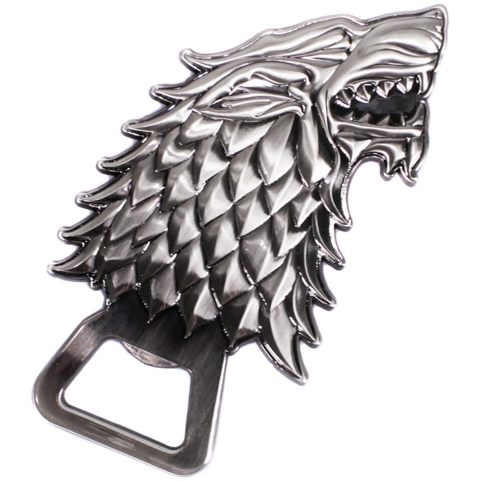Game of Thrones Stark Bottle Opener