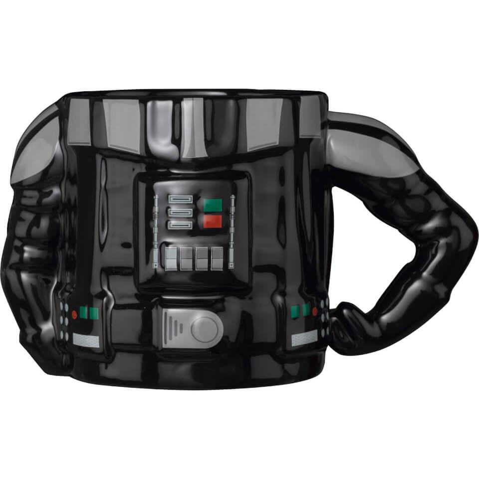 Meta Merch Star Wars 3D Darth Vader Arm Mug