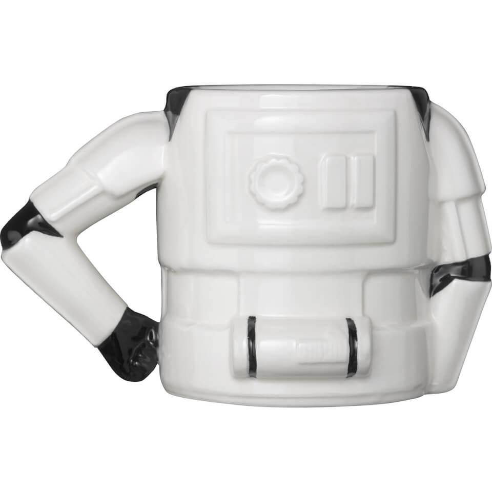 Meta Merch Star Wars 3D Stormtrooper Arm Mug