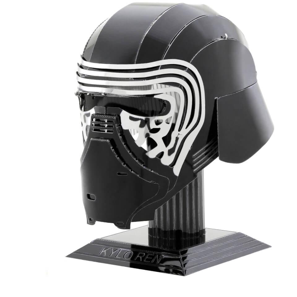 Metal Earth Star Wars Kylo Ren Helmet 3D Metal Model Kit