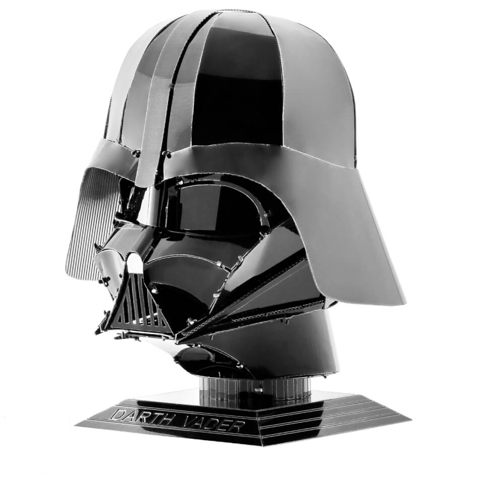 Metal Earth Star Wars Darth Vader Helmet 3D Metal Model Kit