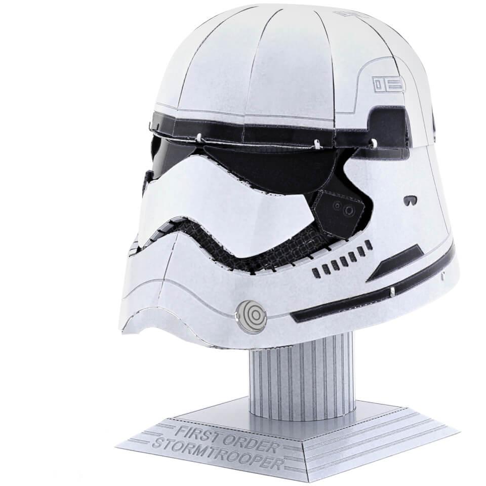 Metal Earth Star Wars First Order Stormtrooper Helmet 3D Metal Model Kit
