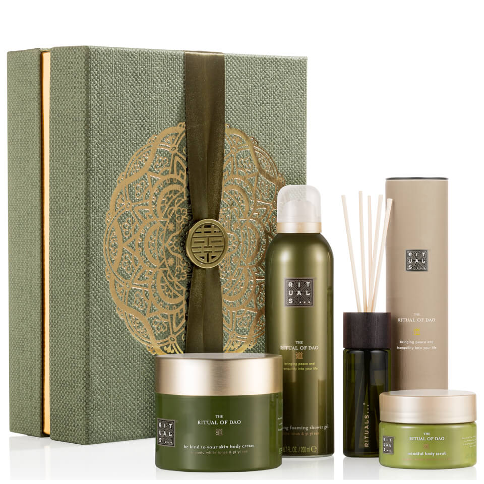 Rituals The Ritual of Dao Calming Collection Gift Set (Worth £45.00)