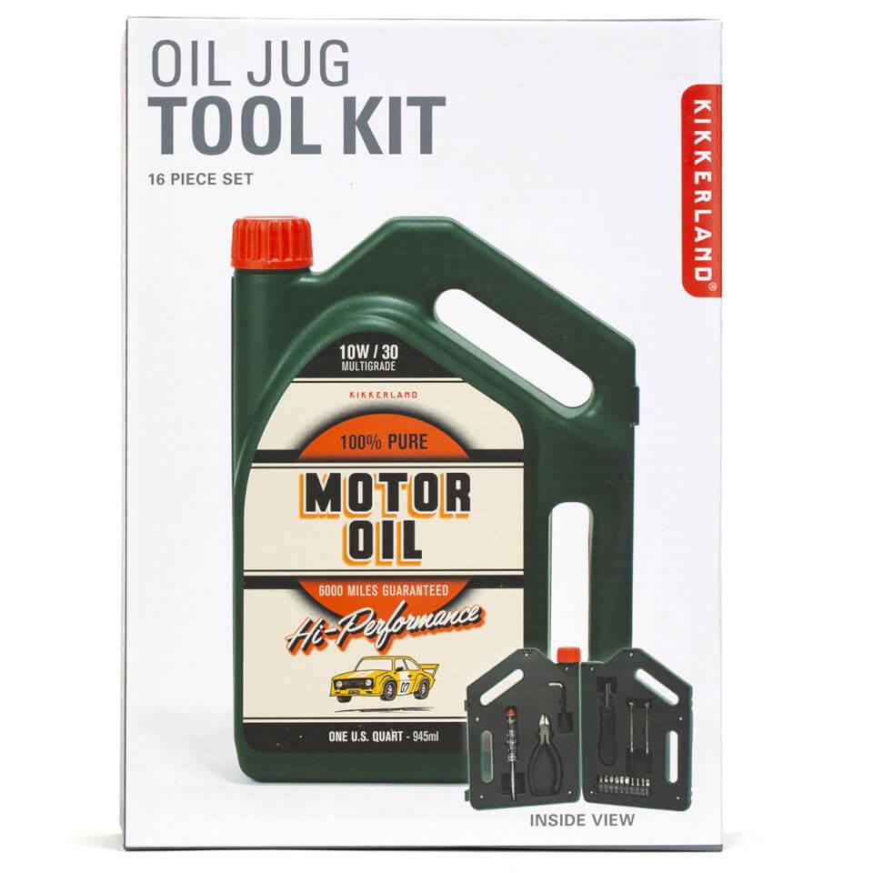 Oil Jug Tool Kit