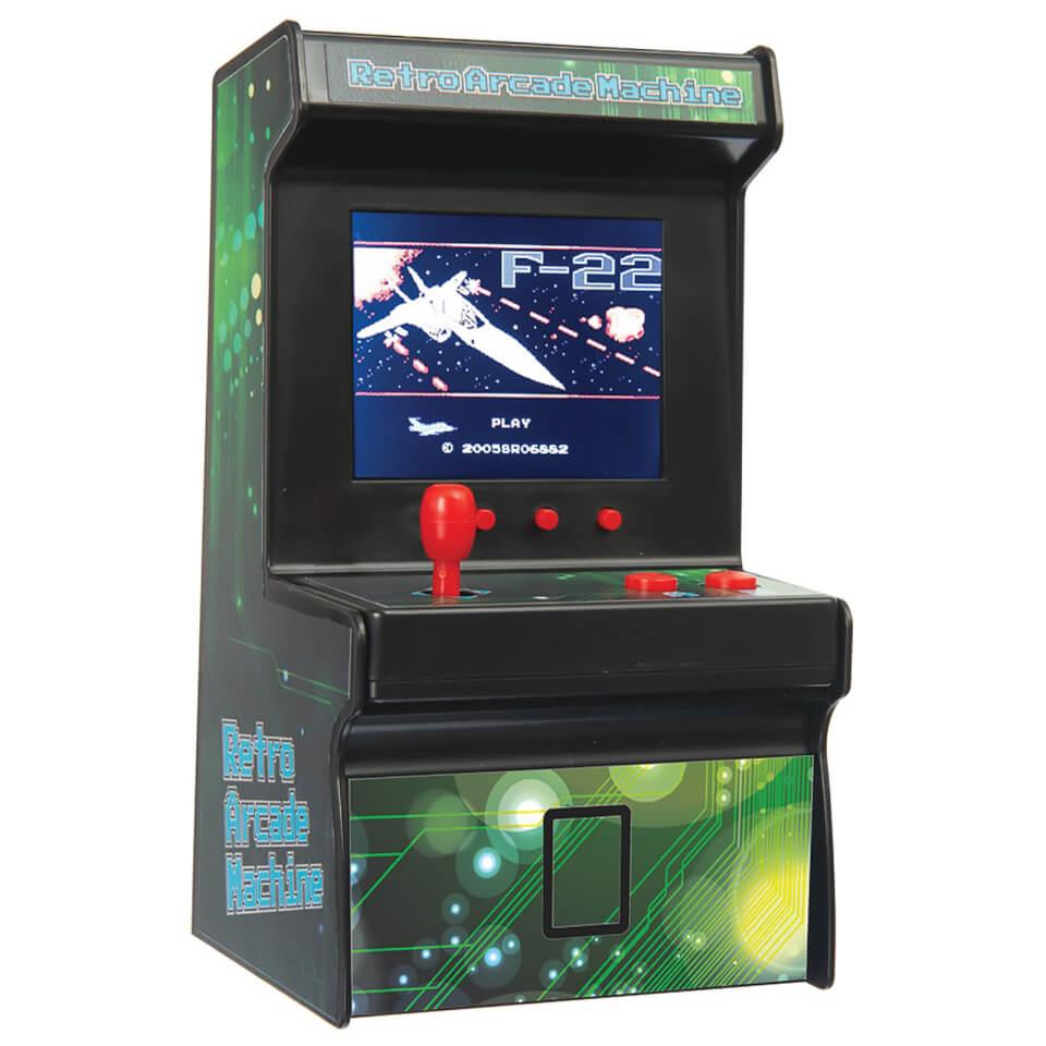 8 Bit Retro Arcade Machine